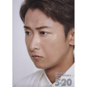 嵐 大野智「ARASHI Anniversary Tour 5×20」第3弾 クリアファイル [ 公式グッズ ]|wetnodsedog