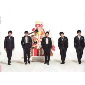 嵐「ARASHI Anniversary Tour 5×20」第1弾 クリアファイル [ 公式グッズ ]|wetnodsedog