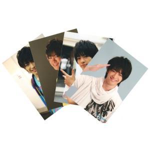 Hey!Say!JUMP 知念侑李「SUMMARY 2010」生写真 4枚セット [ 公式グッズ ](中古ランクB) wetnodsedog