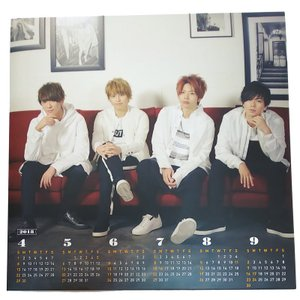 NEWS「EPCOTIA」カレンダー [ 公式グッズ ](中古ランクA) wetnodsedog