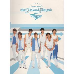 NEWS「NEWSUMMARYa-Ya-yah Johnnys Theater 2005」パンフレット [ 公式グッズ ](中古ランクB) wetnodsedog