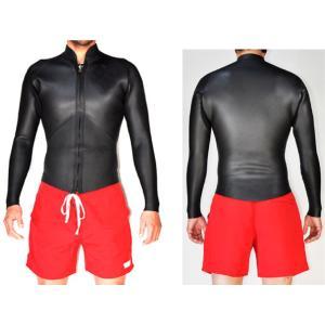 10 MODE : all 2mm ジャケット/フロントジップ|wetsuitsstore
