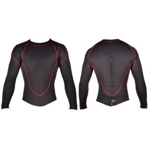 TOY stitch : all 2mm 長袖タッパー|wetsuitsstore