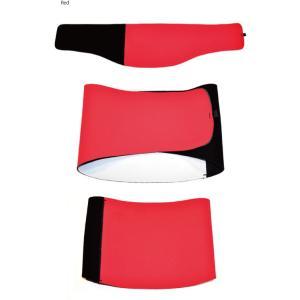 [ウエストウォーマーベルト]このベルトは背面に固い部分がなく、何時でも安心して装着出来ます。保温性豊かな素材で大切な腰回りのサポートを手助けします。|wetsuitsstore