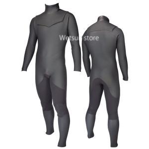 [限定] ハイネック寒冷地仕様。ノンジップ起毛ウエットスーツ|wetsuitsstore
