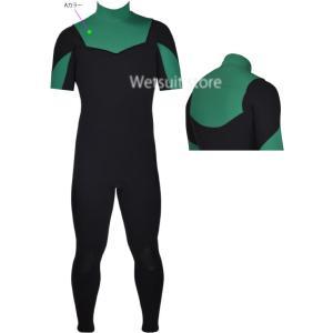 SOLID WATER シーガル 3mm2mm両面ジャージ素材 NON-ZIP ウェットスーツ |wetsuitsstore
