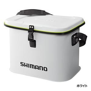 (在庫処分)シマノ ライトタックルバッグ BK−063N サイズM ホワイト|wf-ichida