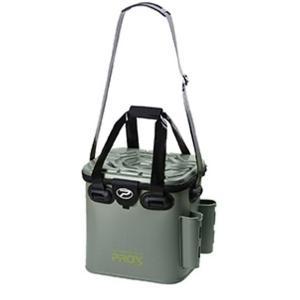 機能充実のEVAタックルバッグ。 お手入れが簡単なPP蓋。 型くずれしにくい肉厚EVAボディ。 臭い...