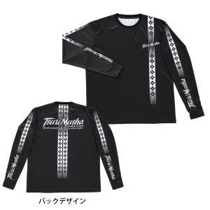 釣武者 クールフィットロングTシャツ|wf-ichida