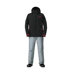 (在庫処分)ダイワ 防寒着  レインマックス ウインタースーツ DW-35008 ブラック サイズ2XL(3L)|wf-ichida