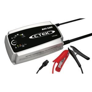 バッテリー充電器|CTEK MXS25EC|バッテリーをフルオートで完全充電!特許取得の8ステップ充電で簡単にバッテリーをフルオート充電します。|wh-town