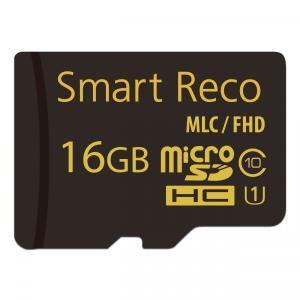 スマートレコ純正microSDカード 16GB フォーマットフリー機種対応(WHSR-510・WHSR-532用)|wh-town