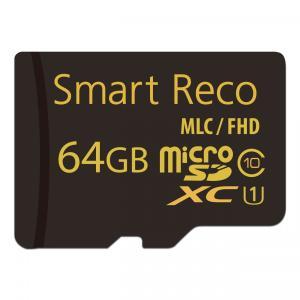 スマートレコ純正microSDカード 64GB フォーマットフリー機種対応(WHSR-510・WHSR-532用)|wh-town