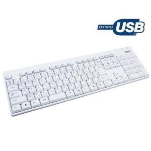 3R SYSTEM USB接続キーボード keeece 3R-3R-KCKB04UWT[ホワイト]