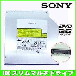 SONY AD-7540A 8x DVD±RW DL ノート用 IDE マルチドライブ whatfun