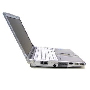 Panasonic レッツ CF-S9LW6JDS [core i5 .560M (2.67Ghz)/4G/SSD128G無線/12.1型ワイド/Win7Pro ]  :ランクA中古 ノートパソコン Office|whatfun|02
