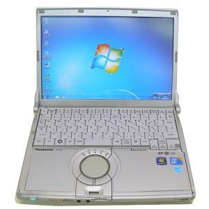 Panasonic レッツ CF-S9LW6JDS [core i5 .560M (2.67Ghz) /4G/SSD128G/DVD無線/12.1型ワイド/Win7Pro ]  :良品中古 ノートパソコン Office|whatfun|02