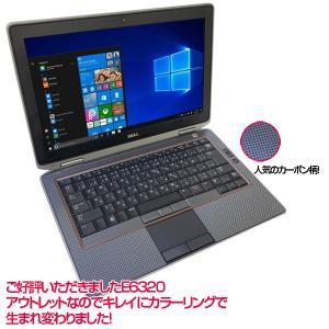 DELL E6320 中古 ノートパソコン Office Win10 バックライト 大容量バッテリー [core i5 2520M 2.5Ghz 8G SSD256GB マルチ 13.3型 無線 BT Camera HDMI] :良品|whatfun|02