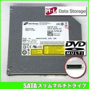 H・L Data Storage GT-10N 8x DVD±RW ノート用 SATA マルチドライブ whatfun