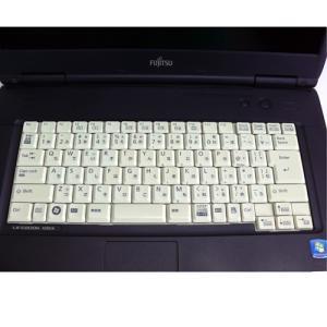 富士通 Fujitsu LIFEBOOK A540/AX [celeron 900 (2.2Ghz)/3G/160GB/DVDマルチ/15.6型ワイド/ Win7 Pro 32bit 無線]  :美品 中古 ノートパソコン Office|whatfun|02