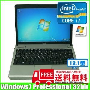 NEC VersaPro VY10G/C-A [core i7 620UM (1.06Ghz)/3G/160GB12.1型ワイド/Windows7 Pro 無線]  :ランクB 中古 ノートパソコン Office|whatfun