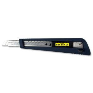 カッター OLFA オルファ ノンスリップ A型 オートロック式 170B 490116520096...
