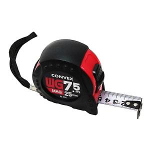 iHelp 巻尺 メジャー WG コンベックス マグネット付 25mm×7.5m IH-554 49...