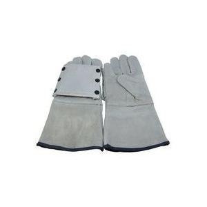 スズキッド P-487 耐熱溶接用手袋 (皮製) [astk]|whatnot