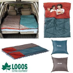ロゴス 72600240 ミニバンぴったり寝袋・-2(冬用)
