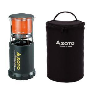 SOTO ST-233CS 虫の寄りにくいランタン(専用ケース付) [astk]|whatnot