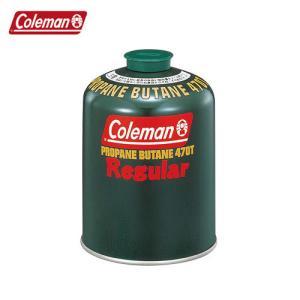 ガスカートリッジ Coleman コールマン 純正LPガス燃料 Tタイプ 470g  5103A470T 4992826304706 [astk][on]