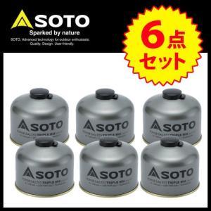 SOTO パワーガス6点セット [astk]|whatnot