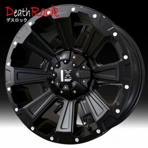 LEXXEL DeathRock Hankook マッドテレン 265/70R17 タイヤ付4本セット|wheel-station