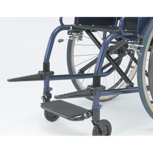 オプション (メーカー別)日進医療器|車いすに買い物かごを乗せられます。 Fキャリー|車椅子 日進医療器製