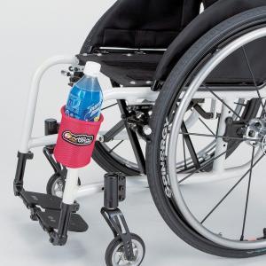 オプション (メーカー別)日進医療器|ドリンクホルダー|車椅子 日進医療器製