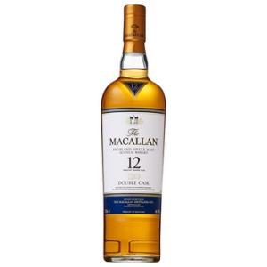 ザ・マッカラン ダブルカスク 12年 40% 700ml 箱入り 正規 シングルモルト|whiskey