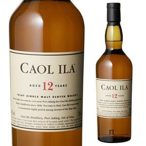 ウイスキー カリラ 12年 700ml ウィスキー シングル...