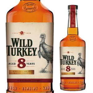 ワイルドターキー 8年 正規品 1L 1000ml ウイスキー ウィスキー バーボン アメリカン W...