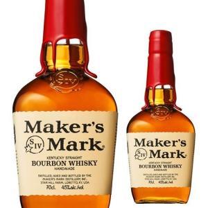 5/15〜16 P+2% メーカーズマーク 正規 45度 700ml ウイスキー ウィスキー アメリカン バーボン サントリー wisky_mkm 長S|WHISKY LIFE PayPayモール店