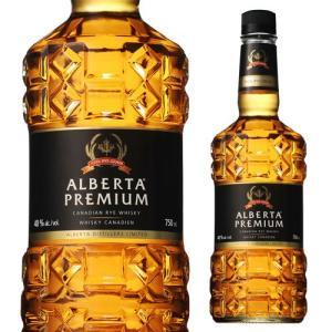 1958年誕生以来メジャーブランドとして君臨。ライ麦100%のウイスキー。  商品名:アルバータ プ...