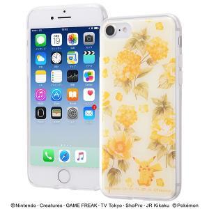iPhone 7 ポケットモンスター / TPU ケース + 背面パネル / ポケモン 1|white-bang