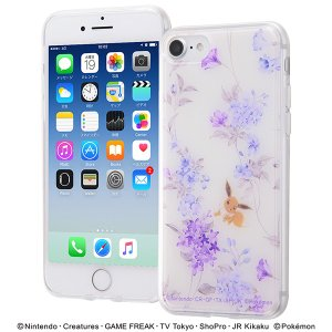 iPhone 7 ポケットモンスター / TPU ケース + 背面パネル / ポケモン 2|white-bang