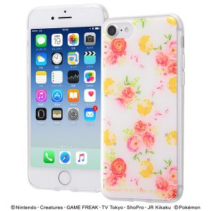 iPhone 7 ポケットモンスター / TPU ケース + 背面パネル / ポケモン 3|white-bang