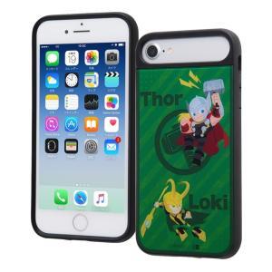 iPhone7 6s 6 マイティーソー 耐衝撃ケース キャ...