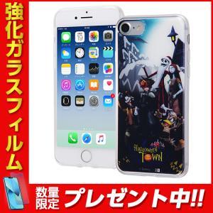 iPhone 7 キングダムハーツ ケース tpu 背面パネ...