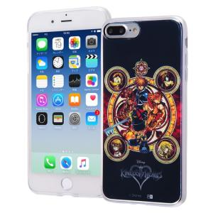 iPhone 7 Plus キングダムハーツ ケース tpu...