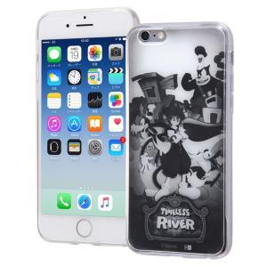 iPhone 6 6s キングダムハーツ ケース tpu 背面パネル iphone6 アイフォン カバー 【キングダムハーツ10】