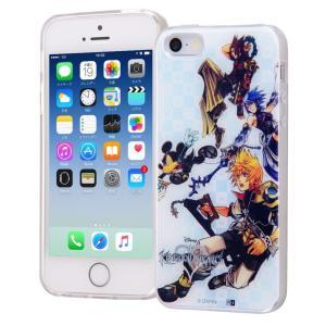 iPhone SE 5s 5 キングダムハーツ ケース tp...