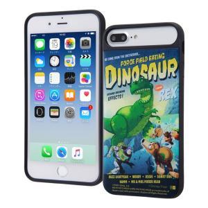 iPhone 8 Plus / 7 Plus / 6s Plus / 6 Plus 耐衝撃ケース トイストーリー キャトル パネル 『 トイ・ストーリー 1』 ディズニー キャラクター disney_y white-bang