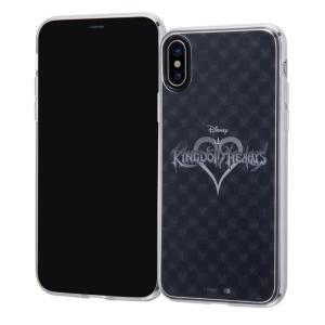 iPhone X ケース キングダムハーツ TPUケース +...